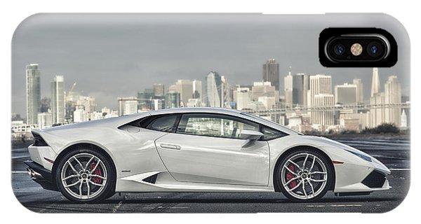 Lamborghini Huracan IPhone Case