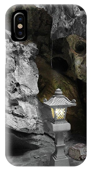 Lamp In Marble Mountain IPhone Case