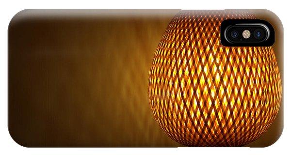 Lamp IPhone Case