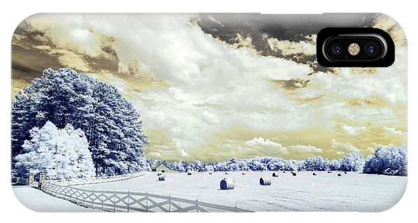 Lancaster Farm In Ir IPhone Case
