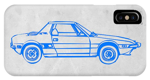 Lancia Stratos IPhone Case