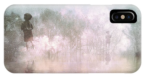 Land Of Ascension IPhone Case