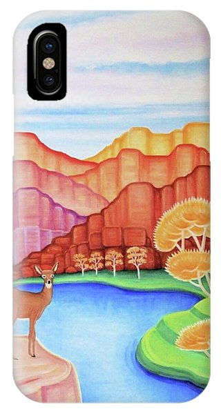 Land Of Enchantment IPhone Case