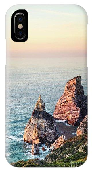 Portugal iPhone Case - Land Of Eternal Sunset by Evelina Kremsdorf