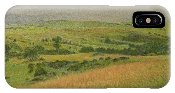 Land Of Grass IPhone Case