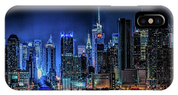 Land Of Tall Buildings IPhone Case