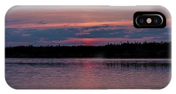 Land Of The Midnight Sun IPhone Case