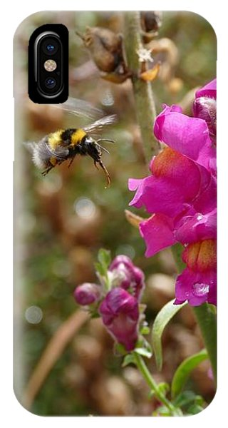Landing Bumblebee IPhone Case