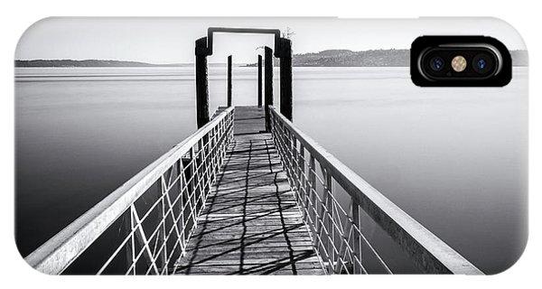 Landing Dock IPhone Case