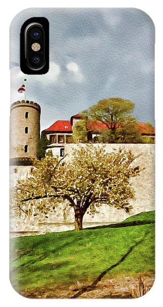 Landmark Sparrenburg Castle IPhone Case