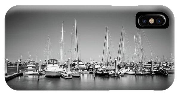 Lands End Marina  IPhone Case