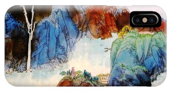 Landscape #2 IPhone Case
