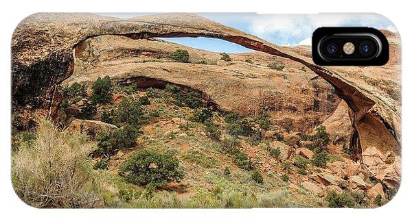 Landscape Arch IPhone Case