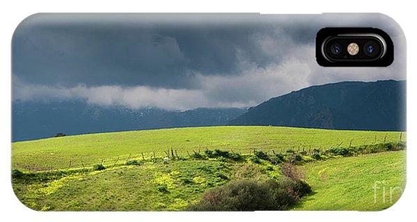 Landscape Aspromonte IPhone Case