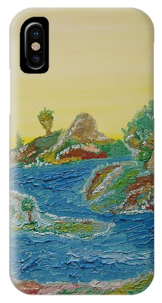 Landscape. Fantasy 28. IPhone Case