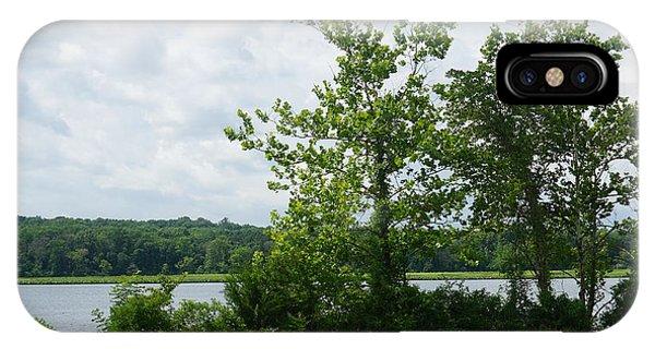 Landscape Photo II IPhone Case