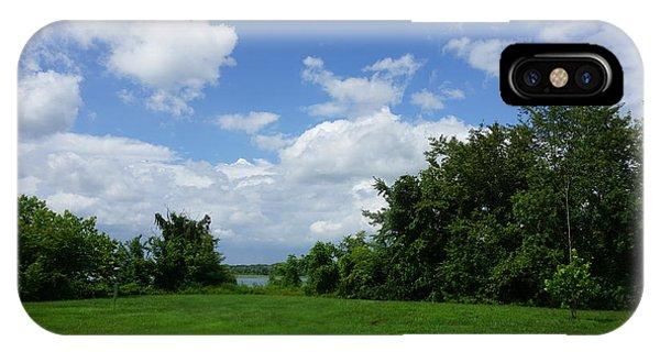 Landscape Photo IPhone Case