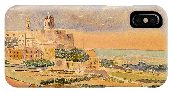 landscape Rabat IPhone Case