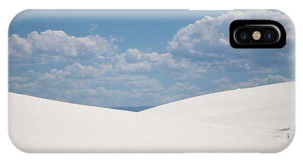 Landscapes Of White Sands 11 IPhone Case