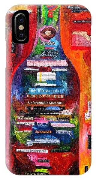 Language Of Love Phone Case by Patti Schermerhorn