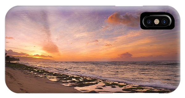 Laniakea Sunset IPhone Case