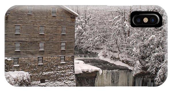 Lanterman's Mill IPhone Case