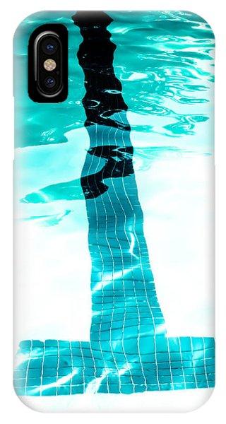 Lap Lane - Swim IPhone Case