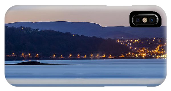 Larne From Magheramorne IPhone Case