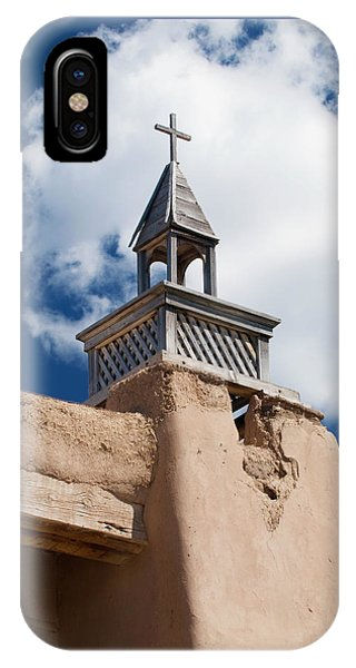 Las Trampas Church IPhone Case