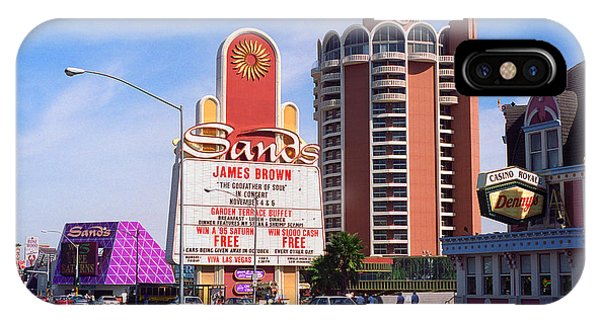 Las Vegas 1994 #1 IPhone Case