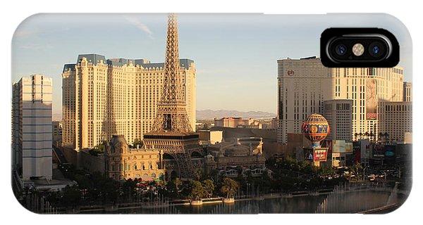 Las Vegas Skyline IPhone Case