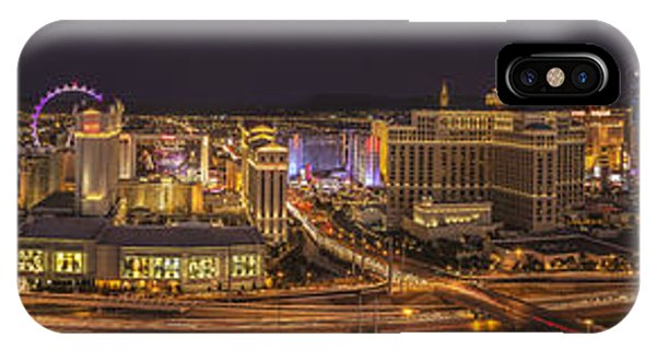Las Vegas Strip IPhone Case