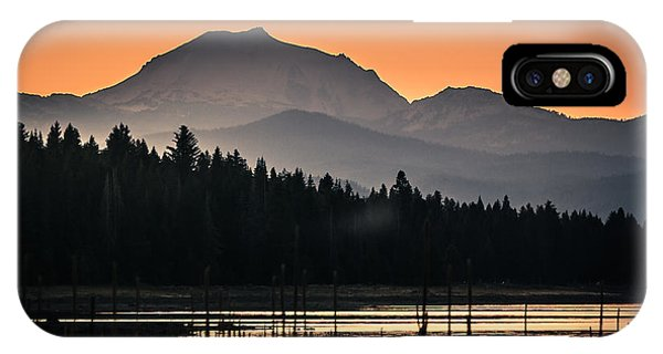 Lassen In Autumn Glory IPhone Case