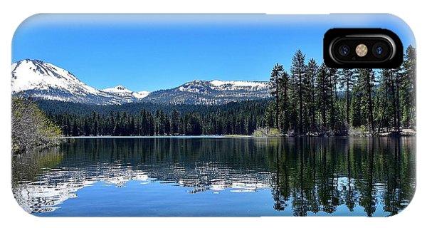 Lassen Volcanic National Park IPhone Case