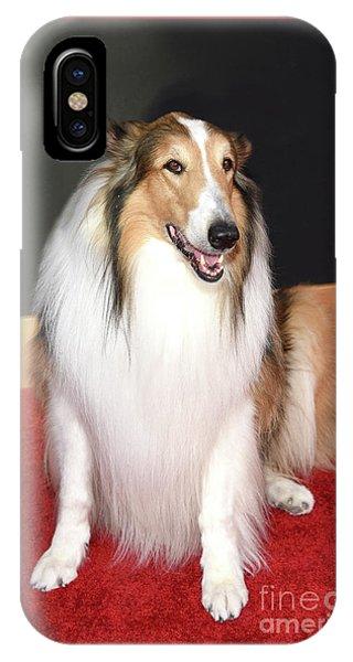 Lassie IPhone Case