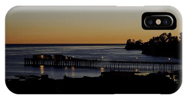 Last 2015 Sunset IPhone Case
