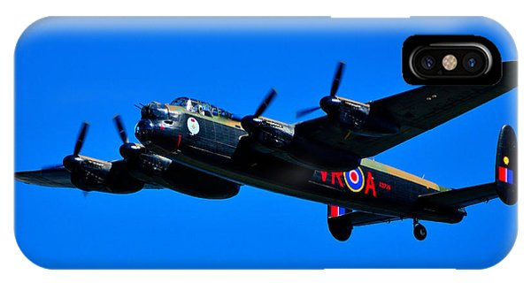 Last Lancaster IPhone Case