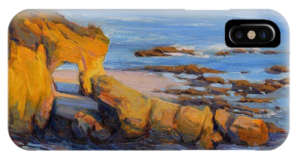 The Golden Hour / Laguna Beach IPhone Case