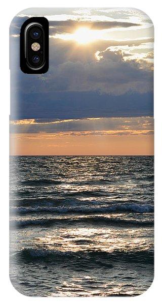 Last Rays Of Sunlight IPhone Case