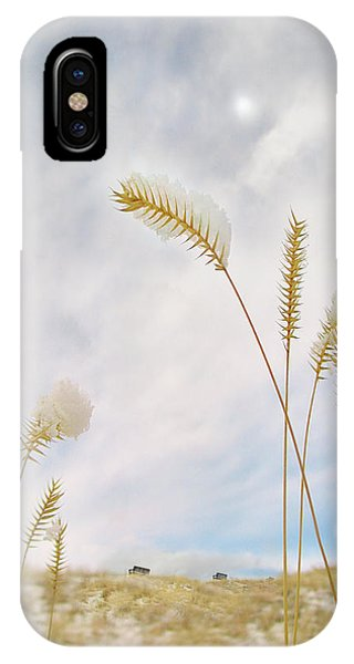 Last Snow IPhone Case