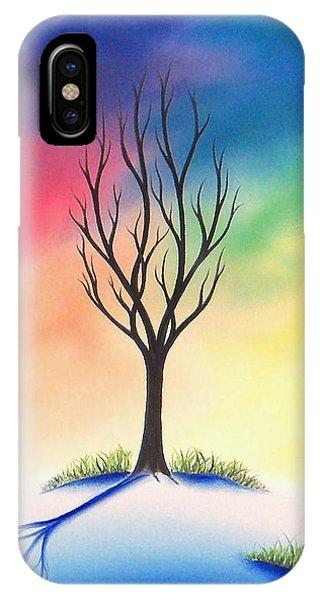Barren iPhone Case - Last Stand by Rachel Bingaman