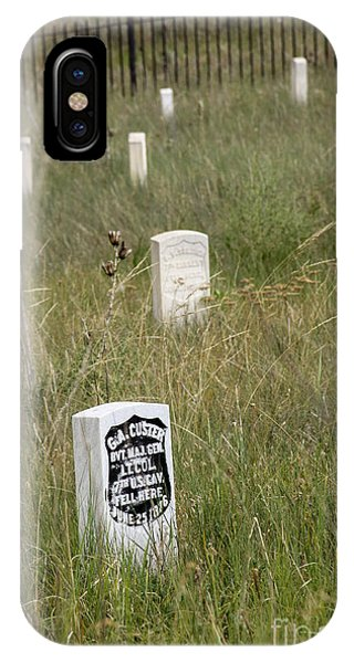 Last Stand Phone Case by Sandy Adams