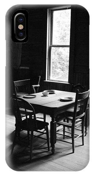 Last Supper At Garnet IPhone Case
