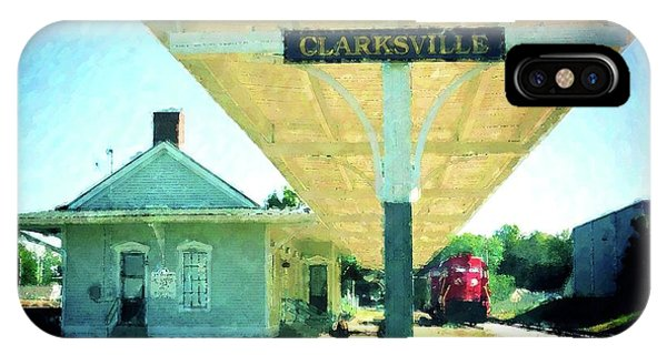 Last Train To Clarksville IPhone Case