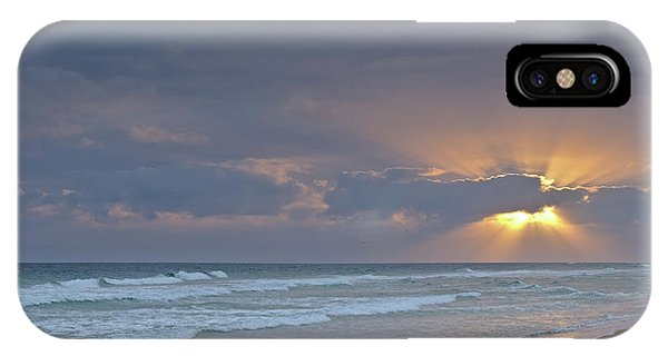 Late Afternoon In Ilha Deserta. Algarve IPhone Case