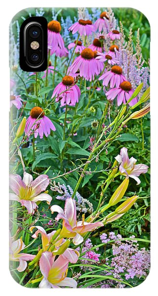 Late July Garden 3 IPhone Case