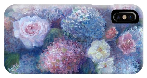 Late Summer Bouquet IPhone Case