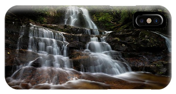 Laurel Falls Great Smoky Mountains Tennessee IPhone Case