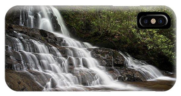 Laurel Falls IPhone Case
