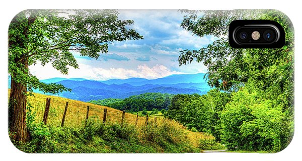 Laurel Hill View IPhone Case
